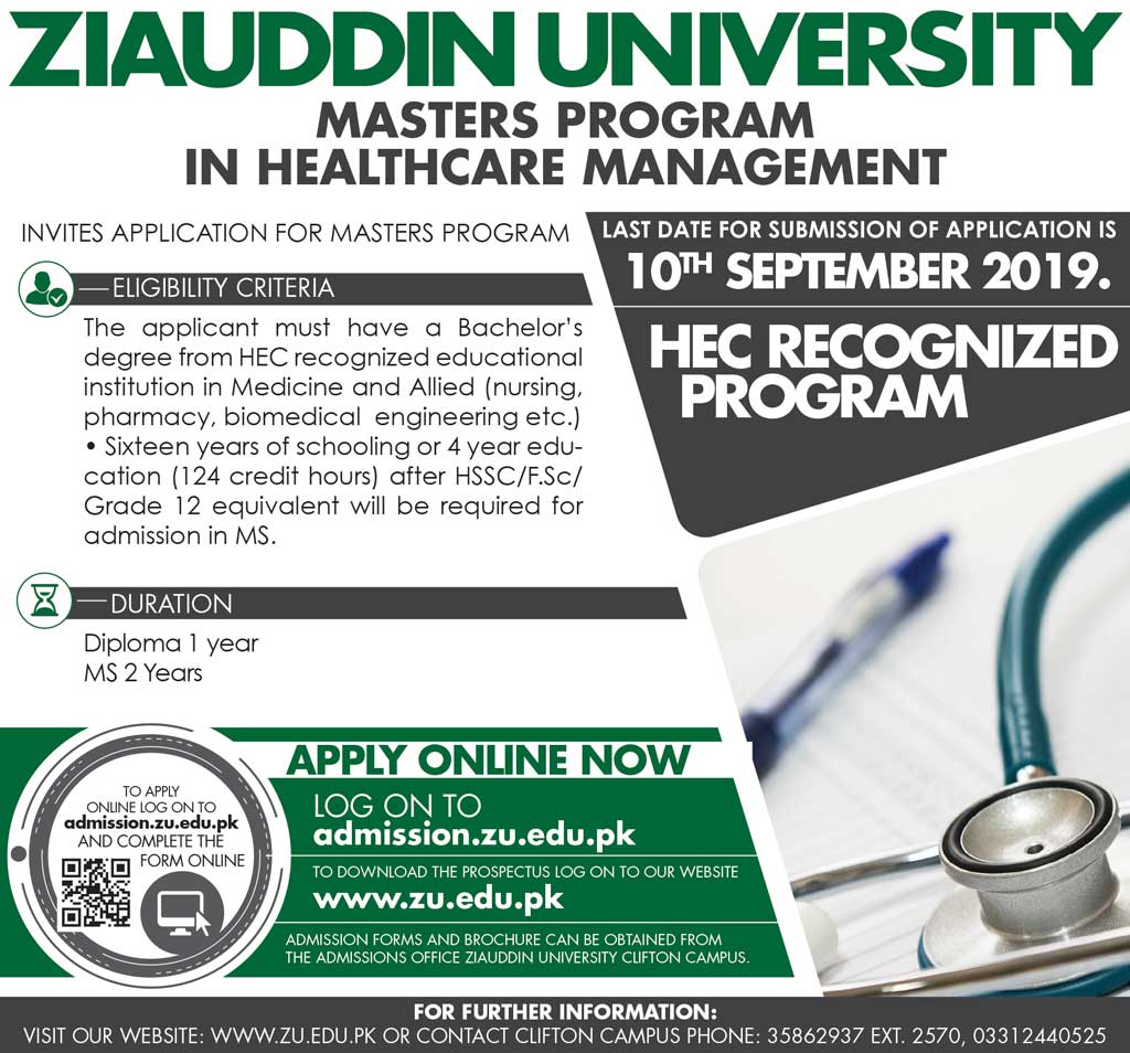 Introduction - Ziauddin Medical College